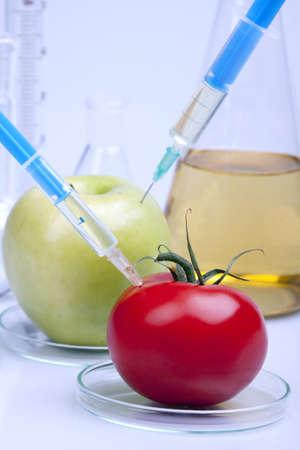 modyfikować: Owoce laboratorium