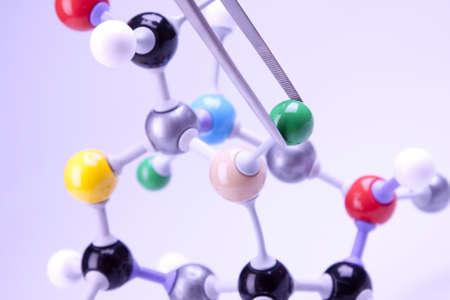 Molecules Stock Photo - 13641025