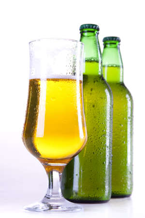Chilled beer! Stock Photo - 7600528