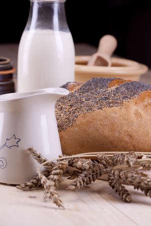 Bread concept photo