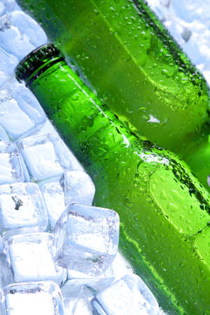 Chilled beer! Stock Photo - 7683795
