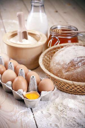 natural baking  bakery photo