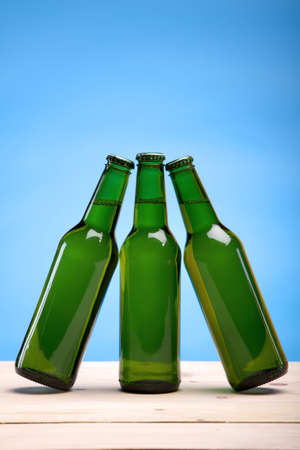 Chilled beer! Stock Photo - 7683718