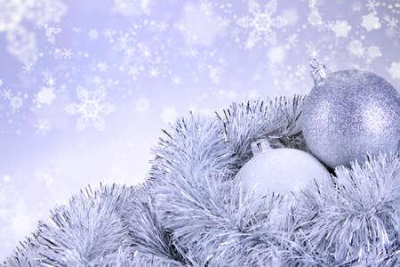 Christmas background Stock Photo - 8230873