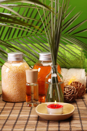 Spa and Beauty Stock Photo - 8373096
