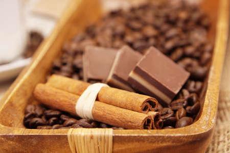 Coffee and sweetness  photo