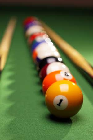 snooker balls: Billiard time!