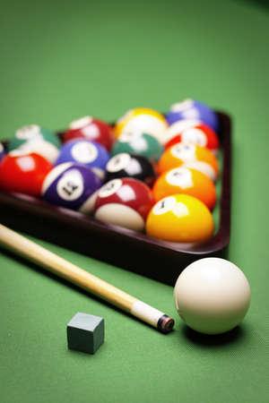 Billiard time! photo