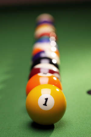 Billiard time! photo