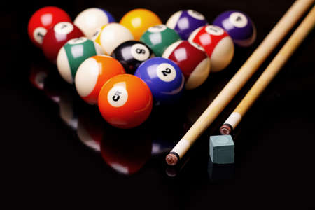 billiards tables: Billiard time!