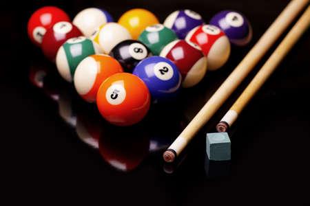 snooker table: Billiard time!