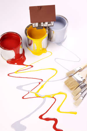 Painting home photo