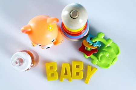Baby toys photo