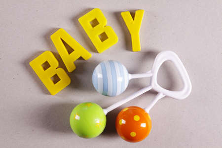 Baby and children toys Stock Photo - 13641391