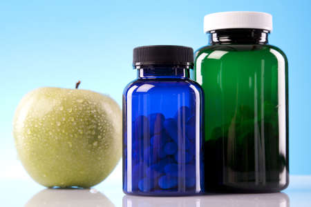 Food supplements photo
