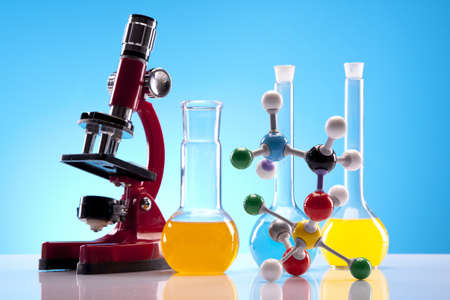 clinical laboratory: Science, chemistry, alchemy!