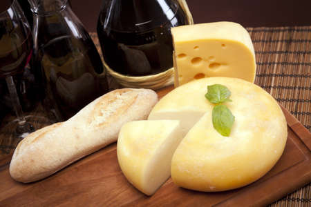 Cheese composition Stock Photo - 10127656