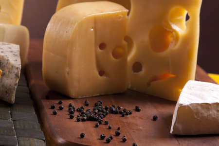 Cheese composition Stock Photo - 10127668