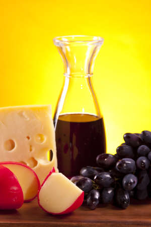 Cheese composition Stock Photo - 10127509