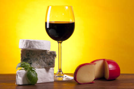 Cheese composition Stock Photo - 10127514
