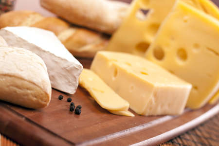 milk cheese: Cheese composition