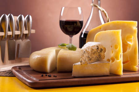Cheese composition Stock Photo - 10127654