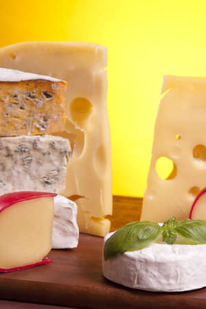 Cheese composition Stock Photo - 10127521