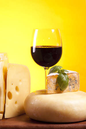 Cheese composition Stock Photo - 10127512