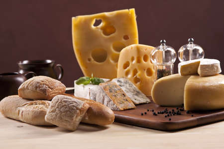 cheese board: Cheese composition