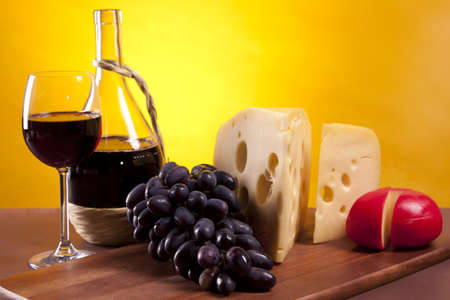 Cheese composition Stock Photo - 10127518