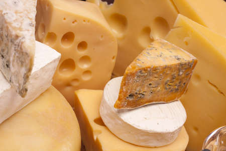 Cheese composition Stock Photo - 10127694