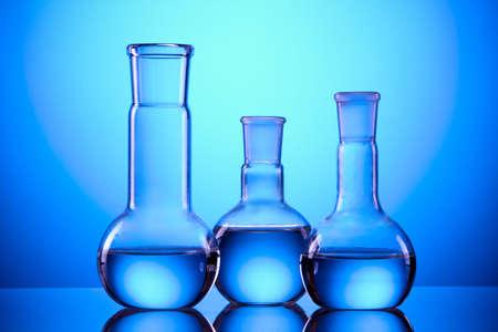 echnology: Experiments Stock Photo