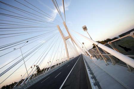 wroclaw: Bridge in Wroclaw Editorial