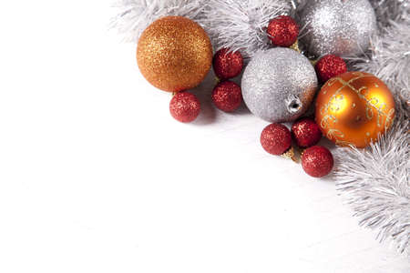 Christmas Decoration, baubles and gifts! photo