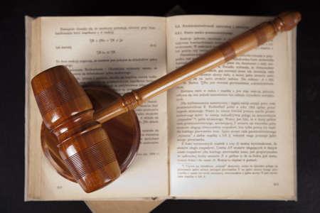 Law concept photo