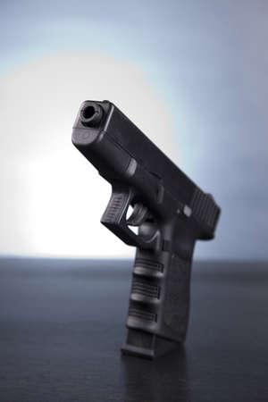 criminal defense: War, gun!