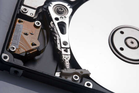 terabyte: Hard Disk Stock Photo