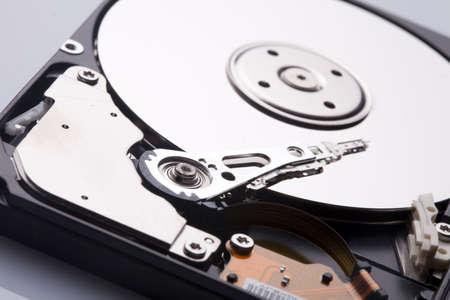 mb: Hard Disk Stock Photo