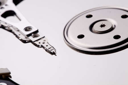 data recovery: Hard Disk Stock Photo