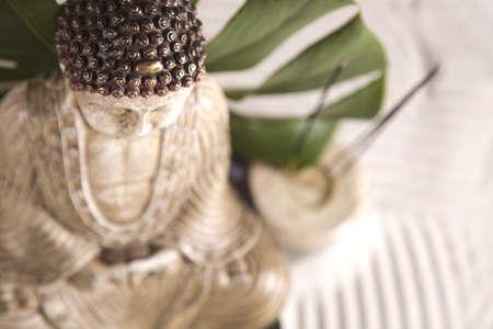 Buddha closeup