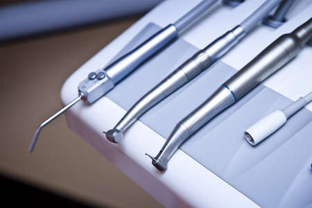 Dental office and equipment Stock Photo - 13008376