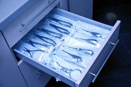 Dental equipment Stock Photo - 13008377