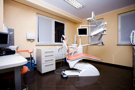 Dental office and equipment Фото со стока - 13047541