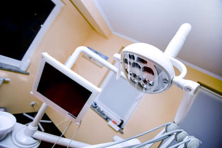 Dental office and equipment Stock Photo - 13065415