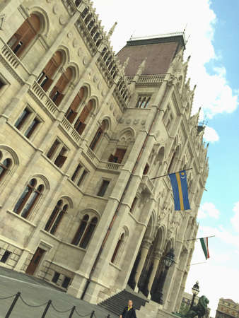 Parlament: Budapest parlament