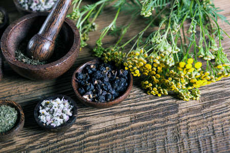 chinese herbs: The ancient Chinese medicine, herbs and infusions