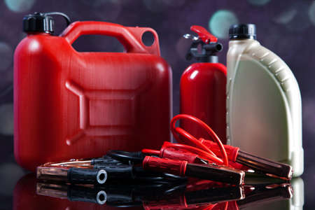fluids: Essential elements in any car. Bulbs, fluids and battery!