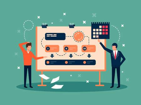 Team Development planning a project conceptual framework