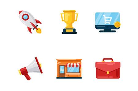 Set stratup icons.