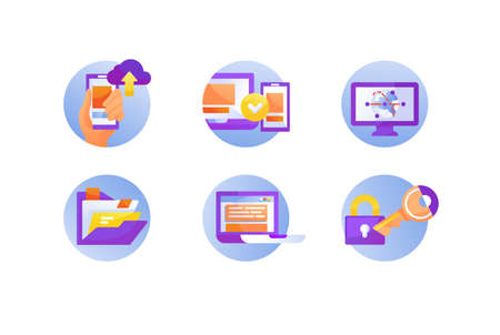 Web Service Icons